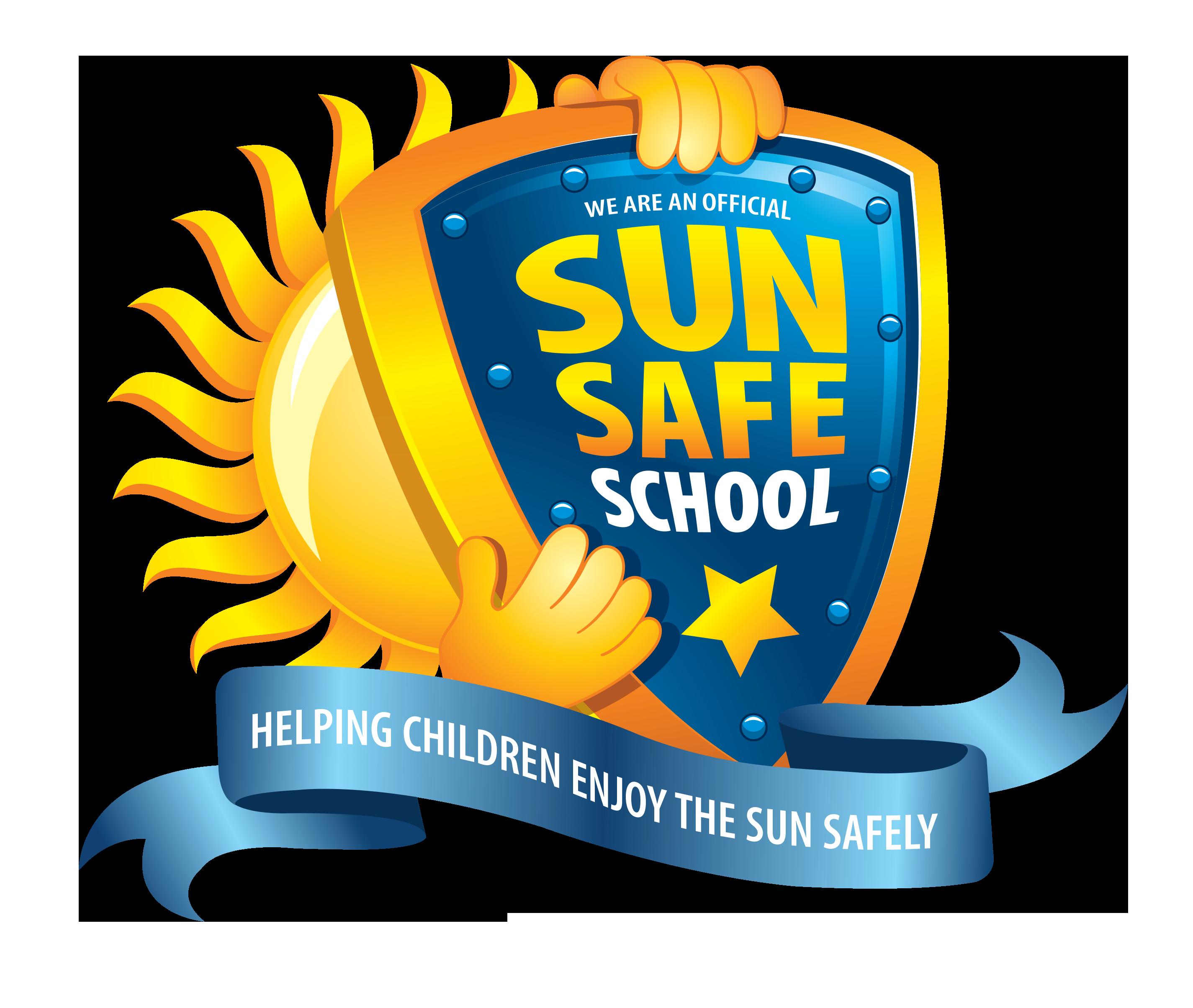 We are a Sun-Safe School