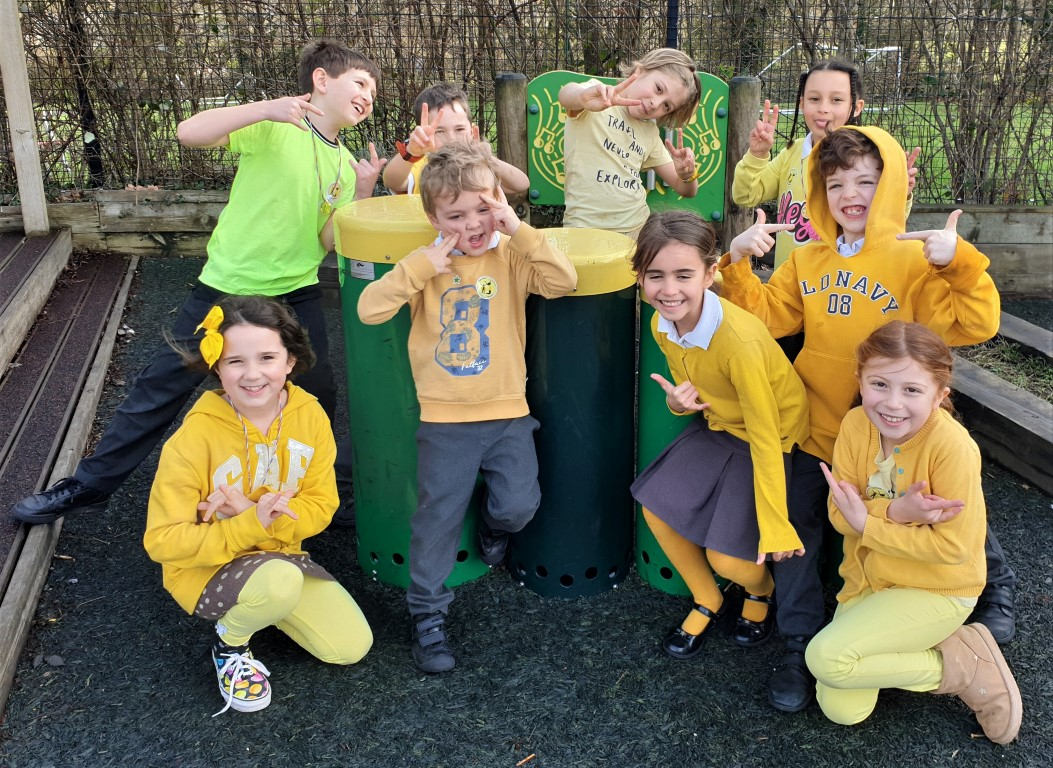 Yellow Day for St Michael's Hospice