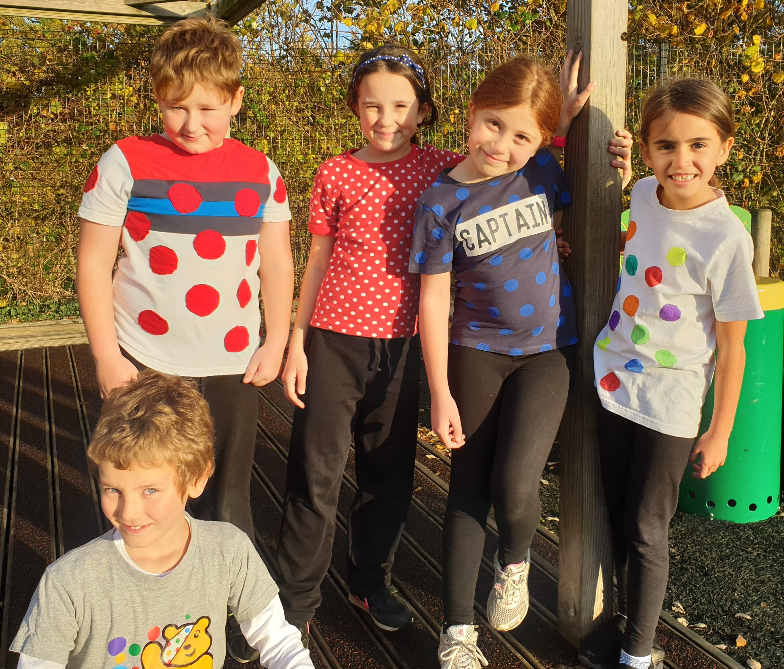 We're Dotty for Children in Need