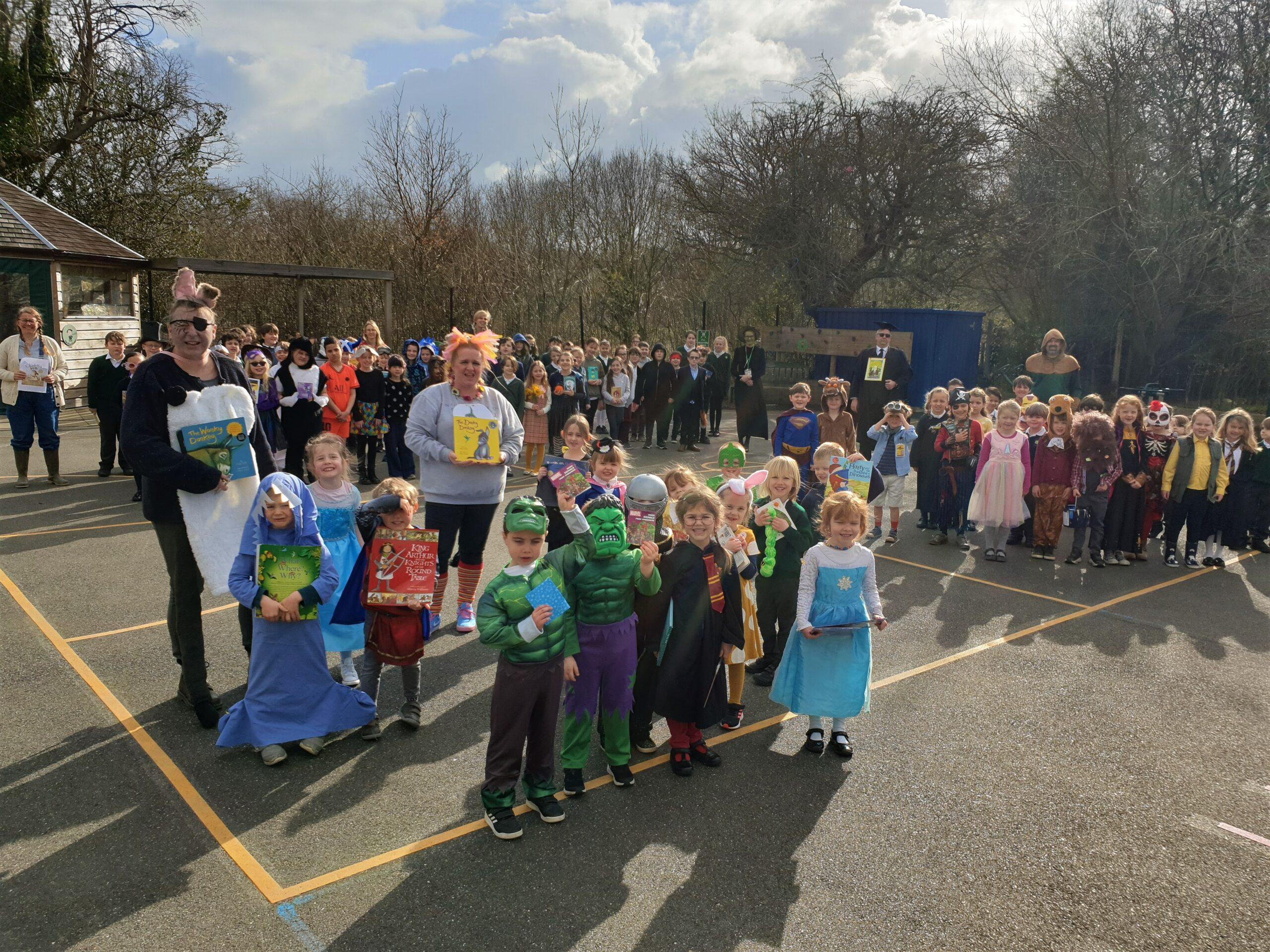 Beckley Celebrates World Book Day